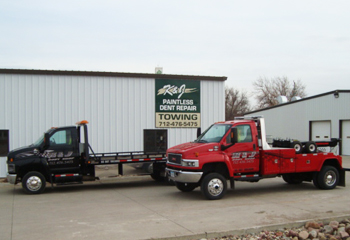 K&J towing and wrecker equipment